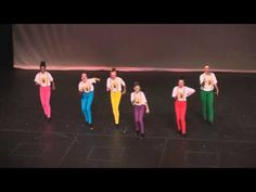 The Dance Factory 2012 - Tap Dance Routine (A Night to Remember 2012)