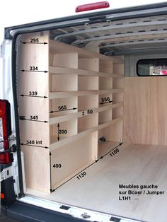 Trailer Shelving, Van Shelving, Trailer Storage, Truck Storage, Garage Storage, Locker Storage, Shelves, Work Trailer, Utility Trailer