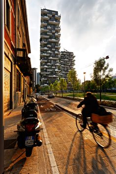 greenbuilding Milans Bosco Verticale, Officially The Most Innovative Highrise in the World