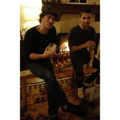 """""""The Brother's Bond. The boys. Many many many fire-side nights sipping, balancing, blending,…"""""""