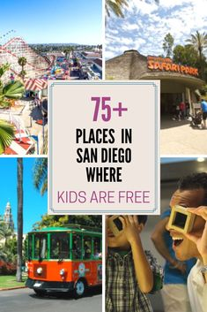 75+ Places Where Kid