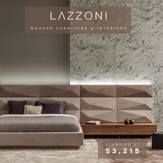 Storage beds have never been this elegant. Hexa bed with integrated reading and ambiance lighting on top of its storage feature. Find out how you can find a place for everything. Ambiance Lighting, Furniture Store, Modern Furniture, Furniture, Interior, Italian Furniture, Leather Bedroom, Home Decor, Lazzoni Furniture