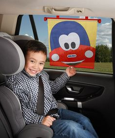 Another great find on #zulily! Cozy Coupe® Roller Shade by Little Tikes #zulilyfinds