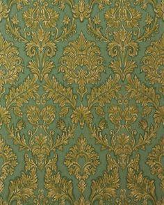 Baroque Wallpaper by EDEM