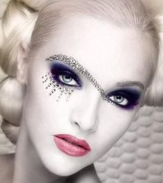 "avant garde mens makeup | Avant garde makeup | The Eyes Have ""It"""