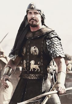 Christian Bale, Exodus: Gods and Kings