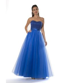 Lace over light satin sweetheart neckline and lace up back with an A-line English netting skirt.        Fabric(s):  Lace 63771/Lite Satin/English Netting        Color Available:  Cobalt, Hot Raspberry, Jamaican Mist, Eggplant, Ice Coral, Burgundy, Ice Pink        Size:  0 to 28