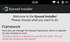 Xposed Framework Rolls Out For Android Marshmallow 6.0
