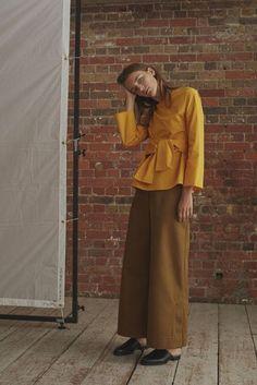 Studio Nicholson London Spring/Summer 2017 Ready-To-Wear Collection   British Vogue