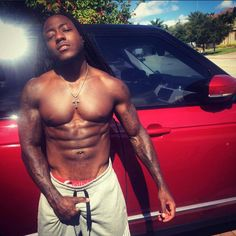 Ace Hood My Black, Black Men, Giving Up On Love, Ace Hood, Glitz And Glam, Attractive Men, Abs, Celebrities, Sexy