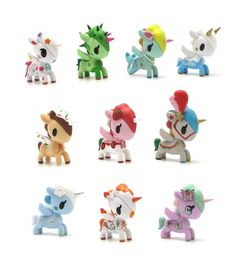 No Box Unicorno Pallina Collectible Figure