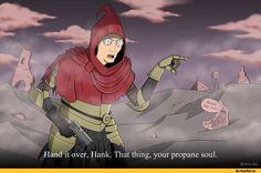 царь горы,SKINCUBE,Dark Souls,фэндомы,crossover,Solaire of Astora,DS персонажи,DSIII персонажи,Dark Souls 3,Slave Knight Gael