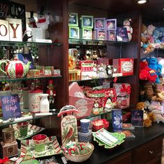 We are stocked and tons of gifts are ready to go for all your shopping needs! Shop small! Shop local! #mmflowers