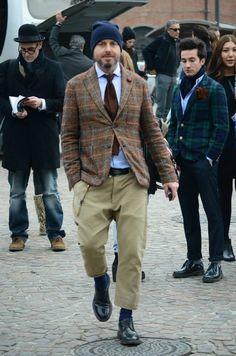 pitti uomo 2014 street style