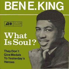 "the ""A"" side: Ben E. King - It's All Over (Atco 6315) Ben E King, Sweet Soul, Soul Music, Over The Years, Folk, Hero, History, Memes, Black"
