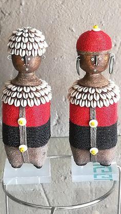 Namji Dolls 25cm. Who Is An Entrepreneur, African Dolls, Beadwork, Inspiration, Biblical Inspiration, Pearl Embroidery, Inhalation