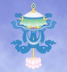 KUAN YIN - Bodhisattva da Compaixão: OS OITO SÍMBOLOS AUSPICIOSOS DO BUDISMO