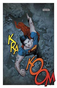 Lettered Preview Of Greg Pak And Jae Lee\'s Batman/Superman #1