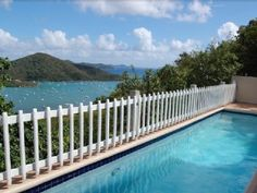 Stunning 2BR + Loft  Villa w/ Private Pool - Tropical Views of Mountains & the Ocean - St. John Coral Bay AreaVacation Rental in Coral Bay from @homeaway! #vacation #rental #travel #homeaway