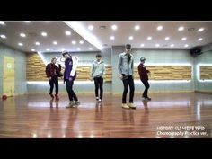 "HISTORY - ""What am I to you? Choreography Practice"