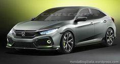 New Civic 10 Hatchback...isn't it wonderful?