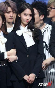 Yoona Que bella..