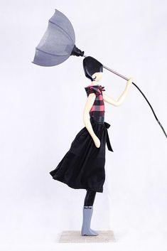 Skitso Girls Polly Lampa - 85 cm Colorful Umbrellas, Handmade Lamps, Cute Little Girls, Love At First Sight, Stylish Dresses, New Product, Best Sellers, Fabric, Craft