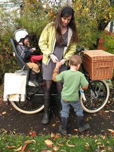 Family cycling blog Mamafiets