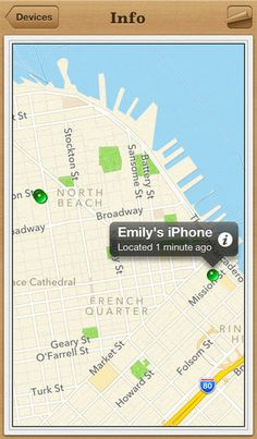 Top Free iPhone App #187: iPhoneを探す - Apple by Apple - 04/07/2014