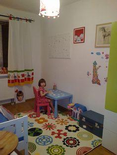 Marta's new room!!