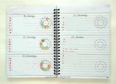 bullet journal work hours | bullet-journal-at-a-glance-weekly-layout-with-time-management ...