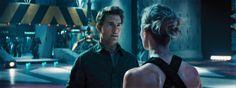 Tom Cruise y Emily Blunt