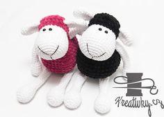 Háčkovaná ovečka Crochet Toys, Knit Crochet, Nursing Home Gifts, Knitting Patterns, Crochet Patterns, Softies, Doll Toys, Dolls, Crochet Projects