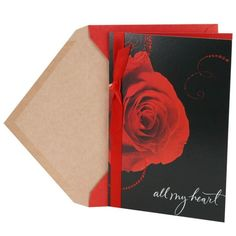 Red swirl nesting elegant set of 3 gift boxes birthday basketeers hallmark valentines daybirthday greeting card for wife romantic card appreciat negle Image collections