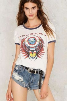 Journey Spring Tour Tee - Tops