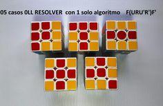 OLL 05 casos que se resuelven con 1 solo algoritmo