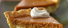 Need a yummy gluten-free dessert? Layer creamy pumpkin and sweet cream cheese to create a super-easy pie.