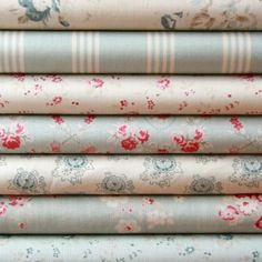 Designer Cotton Prints from Ray Stitch