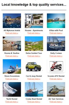 Mykonos Hotels, Shore Excursions, Tour Guide, Cruise, Villa, Tours, Studio, Cruises, Studios