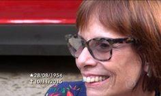 Morre aos 61 anos a jornalista Sandra Moreyra, vencida por um câncer