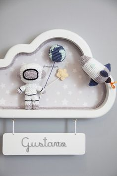 - Lilly is Love Crochet Box, Crochet Baby Toys, Crochet Animals, Crochet For Kids, Crochet Crafts, Crochet Projects, Toddler Gifts, Baby Gifts, Space Themed Nursery