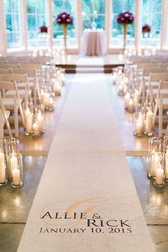 21 Intimate Wedding Ideas Using Candles | Pinterest | Intimate ...