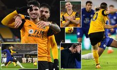 Wolves 2-1 Chelsea: Pedro Neto scores late winner to condemn Blues to second defeat in four days | Daily Mail Online Wolverhampton Wanderers Fc, Chelsea Premier League, Soccer Stuff, Wolves, Scores, Mail Online, Daily Mail, Football, Club