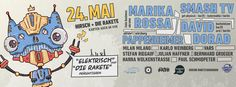 24.05.2015 Marika Rossa @ ELEKTRISCH, Der Hirsch, Nuernberg, Germany https://www.facebook.com/events/1015601835135121/