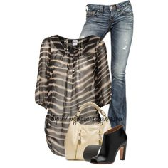 """""""Untitled #1688"""" by mzmamie on Polyvore"""