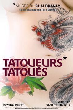 Tatoueurs Tatoués : l'expo jette l'ancre au musée du quai Branly