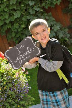 Little Birdie Secrets- Blackboard photo props