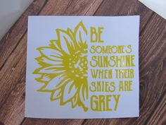 Sunflower Car Decal Stickers for Cars Car Accessories   Etsy