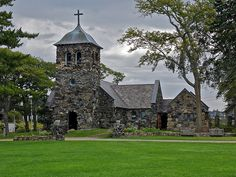 St. Annes Kennebunkport, ME. My brother and sister-in-law got married here.