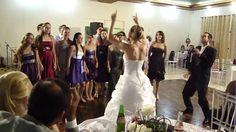 (ORIGINAL) Valsa Maluca GOSPEL - Casamento Glauber e Josiane